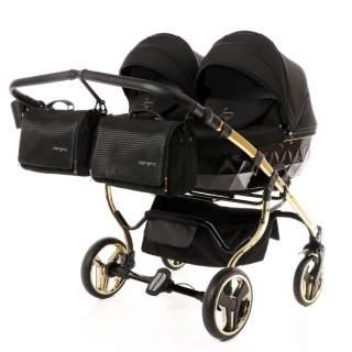 Twin stroller-Junama Diamond S Twin