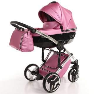 Stroller Junama Diamond Fluo Line Pink